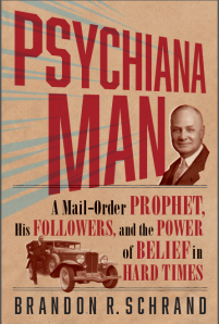 Book cover for Psychiana Man